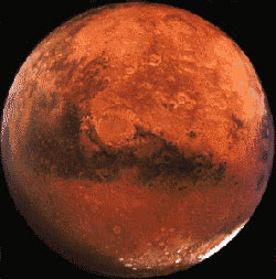 Mars The Planet