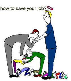How to Save Your Job
