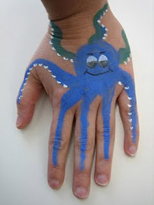 Body Paint for Kids