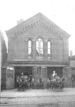 Fire House 1906