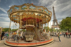 Carousel facts and history